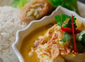 Yellow Curry Combo